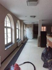 Renovierung - die alten Lampen müssen weg