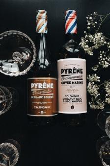 Pyréne Chardonnay 2016 & Cuvée Marine 2017